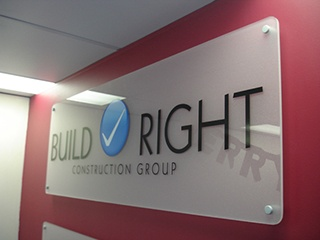 Perspex Acrylic Signs